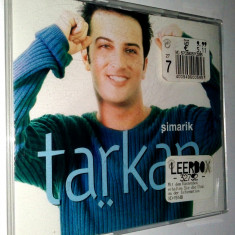 Tarkan simarik (1 CD)maxi single - Muzica House