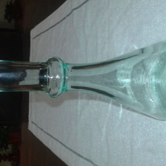Sticla veche de colectie VETRERIA ETRUSCA BERNI 0, 25 L, 2+1 GRATIS