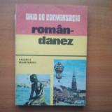 GHID DE CONVERSATIE ROMAN - DANEZ- VALERIU MUNTEANU( 2960 )