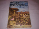 GEORGE POTRA - ISTORICUL HANURILOR BUCURESTENE