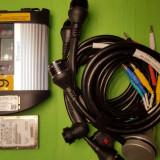 MB Star C4, SD Connect C4, Vediamo,  pachet  cu Laptop i5, UDS, 12/24V, Wifi