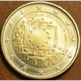 AUSTRIA moneda 2 euro comemorativa 2015 - drapel European, UNC