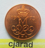 Moneda 5 Ore - Danemarca, 1973 *cod 2195 a.UNC, Europa