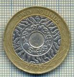 6887 MONEDA- MAREA BRITANIE - 2 POUNDS -2005 -starea care se vede, Europa