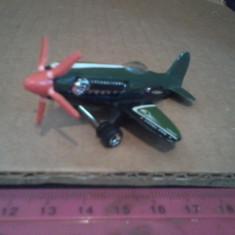 Bnk jc Jucarii - Mattel - Avion Mad Propz - Jucarie de colectie
