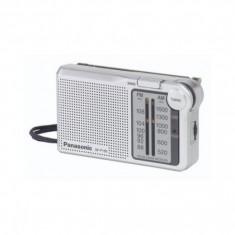 Radio portabil Panasonic - RF-P150EG9-S - Aparat radio Panasonic, Analog