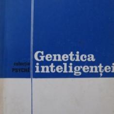 Genetica inteligentei - Jaques Larmat