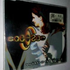 Sqeezer – Without You- Maxi single (cd) - Muzica House