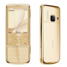 Nokia 6700 Gold no nout, 12luni garantie doar telef+incarcator !PRET:700lei - Telefon mobil Nokia 6700 Classic, Auriu, Neblocat