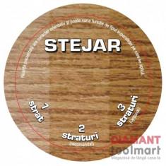 LAC STEJAR 0.75L - Parchet