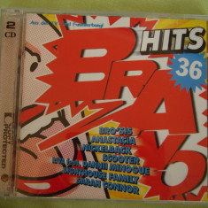 BRAVO HITS 36 (2002) - 2 C D Original - Muzica Dance sony music