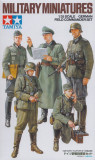 +  Kit figurine 1/35 Tamiya 35298 - German Field Commander (FARA CUTIE) +