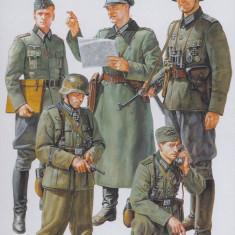 +  Kit figurine 1/35 Tamiya 35298 - German Field Commander (FARA CUTIE) +