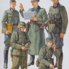+ Kit figurine 1/35 Tamiya 35298 - German Field Commander (FARA CUTIE) + - Macheta auto