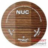LAC NUC 0.75L - Lac parchet