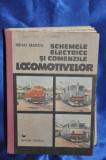Schemele electrice şi comenzile locomotivelor - Mihai Marcu,1992.CFR,Locomotiva