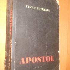 APOSTOL - CEZAR PETRESCU - CARTE IN LIMBA MAGHIARA - Carte in maghiara