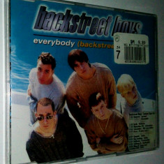 Backstreet - boys everybody - MAXI SINGLE (CD)