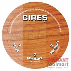LAC CIRES LEMN ROST 0.75L - Parchet