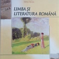 LIMBA SI LITERATURA ROMANA MANUAL PENTRU CLASA A XII-A - Adrian Costache, Clasa 12