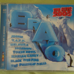 BRAVO THE HITS 2005 - 2 C D Original - Muzica Dance sony music