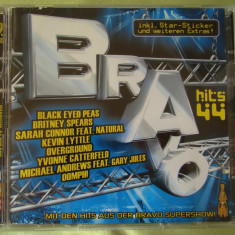 BRAVO HITS 44 (2004) - 2 C D Original - Muzica Dance sony music