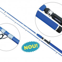Lanseta fibra de carbon Baracuda Blue Bird casting 2, 1 metri Actiune: 45-85g., Lansete Spinning, Numar elemente: 2