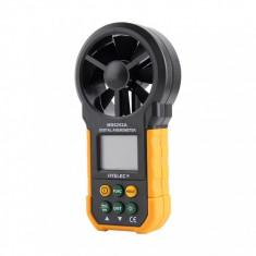 Aparat Digital Anemometru si Termometru, Dispozitiv masurarea vitezei vantului