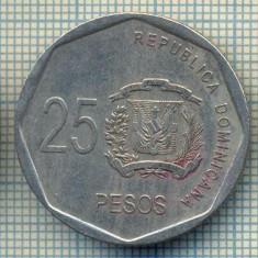 6912 MONEDA- REPUBLICA DOMINICANA - 25 PESOS - 2005 -starea care se vede, Europa