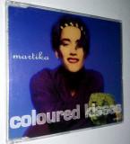 Martika - coloured kisses - MAXI SINGLE (CD)