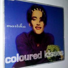 Martika - coloured kisses - MAXI SINGLE (CD) - Muzica House