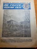 "revista "" de toate pt toti ""  1940 -supliment realitatea ilustrata"