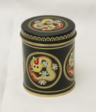 Cutie pentru ceai cu dragoni