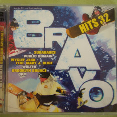 BRAVO HITS 32 (2001) - 2 C D Original - Muzica Dance sony music