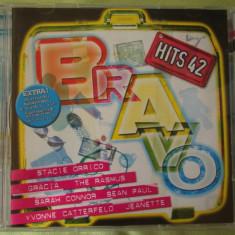 BRAVO HITS 42 (2003) - 2 C D Original - Muzica Dance sony music