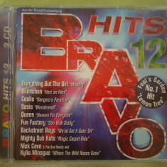 BRAVO HITS 12 (1996) - 2 C D Original - Muzica Dance sony music