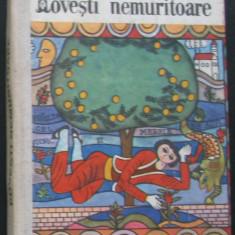 Carti ( 1116 ) - POVESTI NEMURITOARE nr. 1 - ( A4 ) - Carte de povesti