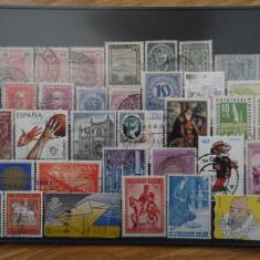 Timbre straine stampilate - serii complete si obliterate - Folie A5 - # 888, Germania