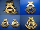 INSIGNE-MEDALII STRAINE. Set 2 Insigne militare Rare- British India.
