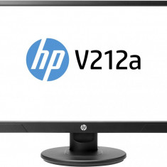 Monitor LED HP ValueDisplay V212A, 16:9, 20.7 inch, 5 ms, negru/argintiu