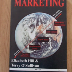MARKETING- ELIZABETH HILL, T. O, SULLIVAN - Carte Marketing