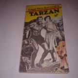 EDGAR RICE BURROUGHS - TARZAN DIN NEAMUL MAIMUTELOR - Carte de aventura