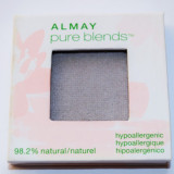 FARD DE PLEOAPE ORGANIC ALMAY PURE BLENDS EYESHADOW 215 STEEL