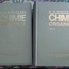 Chimie organica 2 vol/ an 1980/1981pag- Nenitescu, Alta editura