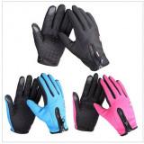 Manusi protectie rezistente la vant, termice, pentru touchscreen, marime M sau L