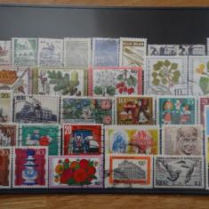 Timbre straine stampilate - serii complete si obliterate - Folie A5 - # 865, Germania