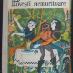 Carti ( 1113 ) - POVESTI NEMURITOARE nr. 5 - ( A4 ) - Carte de povesti