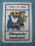 (C6406) I. GOGA, EM. VALERIU - OLIMPIADA MEXICANA