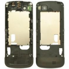 Carcasa mijloc Nokia C3-01 Originala Gri
