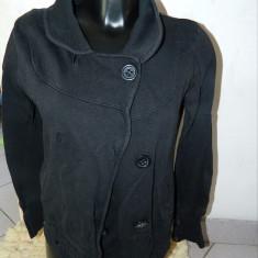 Pulover cu nasturi, dama, bluza moderna, M, Only, negru, COMANDA MINIMA 30 LEI! - Pulover dama Only, Marime: M/L, Cardigan, Bumbac